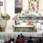 """blacknazchurch Daily Mass from the Philippines """"Iba't Ibang Kaloob iisang Debosyon Tungo Sa Isang Misyon."""""""