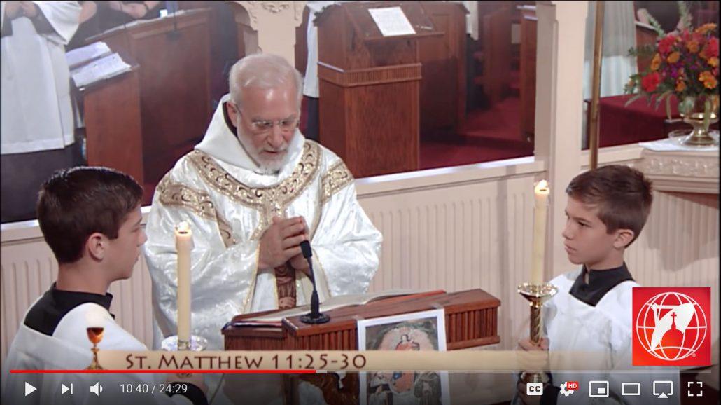 ETWN Daily Mass