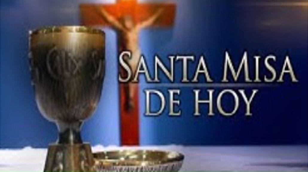 Eucaristia en Vivo - Spanish Daily Mass