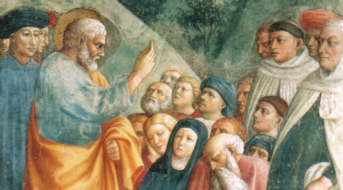 the need for moral preaching in the new evangelization In this article, I would like to offer an argument for the prominent inclusion of moral preaching as part of the ministry of homiletic preaching in the new evangelization.