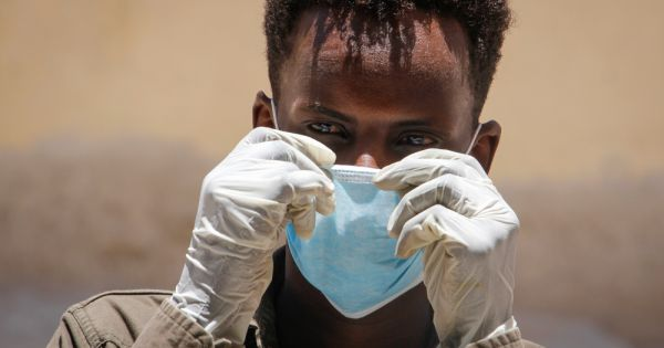 """africa should prepare for the worst with virus who says JOHANNESBURG — Africa should """"prepare for the worst"""" as the coronavirus begins to spread locally, the World Health Organization's director-general said March 18, while South Africa became the continent's new focus of concern as cases nearly doubled to 116 from two days before."""