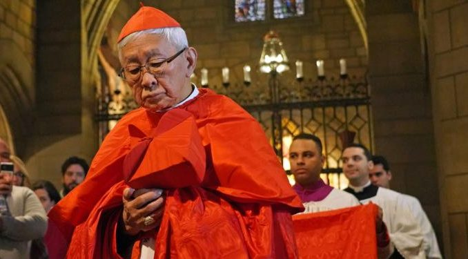 cardinal zen invites cardinal re to show claimed china documents from vatican archive Hong Kong, China, Mar 2, 2020 / 11:54 am (CNA).- Cardinal Zen on Sunday responded to the claim of the Dean of the College of Cardinals that Benedict XVI had approved a draft agreement with the Chinese government on bishop nominations. Zen invited the dean to produce archival evidence which he claimed to have seen.
