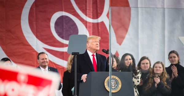 pew survey shows divide among religious believers over views about trump Washington — President Donald Trump may be as divisive to religionists as he seems to be to other groups in American society, as indicated by the latest Pew Research Center survey.