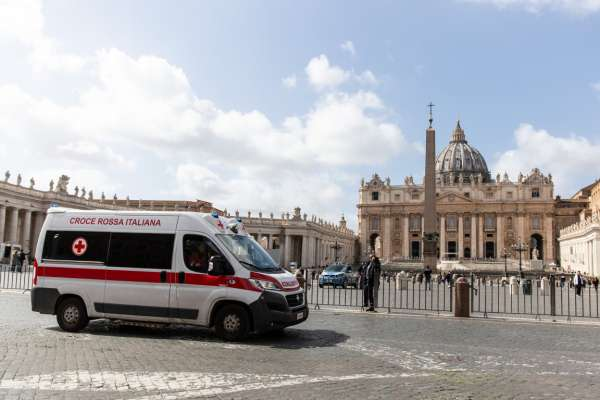 pontifical academy of life assembly attendee tested positive for coronavirus Vatican City, Mar 10, 2020 / 03:19 pm (CNA).- The Pontifical Academy of Life said Tuesday that only one attendee of a Vatican conference held in Rome ten days ago has tested positive for COVID-19.
