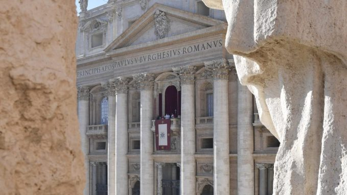 covid 19 one new case registered in vatican By Vatican News