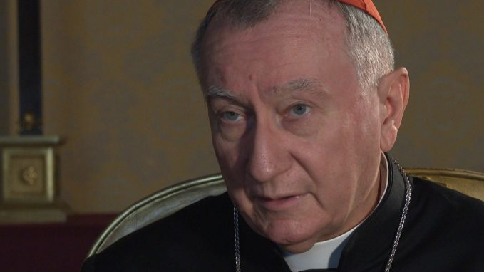 covid 19 vatican secretary of state calls for international solidarity By Andrea Tornielli