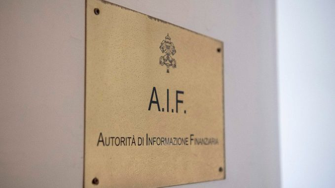 director and vice director appointed to vaticans financial information authority The Holy See Press Office announced on Wednesday afternoon that Cardinal Pietro Parolin, the Vatican's Secretary of State, has appointed a Director and Vice Director to the Financial Information Authority (AIF).
