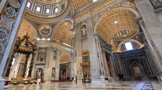 full text pope francis easter urbi et orbi message 2020 Vatican City, Apr 12, 2020 / 05:40 am (CNA).- Here is the full text of Pope Francis' Urbi et Orbi message, delivered April 12 at the Basilica of St. Peter.