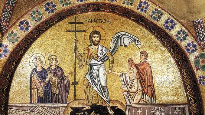 """on doctrinal development and a western appreciation of eastern christianity One of the topics that academic theologians like to discuss is the development of doctrine. It gives them something to prattle about over coffee breaks. The question is like an academic Enneagram, except instead of introvert v. extrovert, representing """"INFP"""" or """"ENFJ"""" we would create alphabet letters to measure personality traits of more liberal or conservative, more historian or systematician, more theoretical or empirical, more Platonist or Aristotelian. If the reader would like to know in what quadrant I land, I will confess to saying there is not a development of doctrine, but there is a development of the explanation of doctrine. Etymologically, the word comes from desveloper, which means to unwrap, unfurl, unveil. To de-velop is the opposite of en-velop: a letter arrives in the envelope and we develop it in order to read it. The deposit of faith arrives from the apostles and we have centuries to unwrap it."""