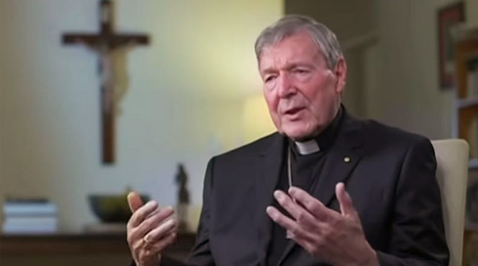 the culture wars are real cardinal pell says in new interview CNA Staff, Apr 14, 2020 / 02:00 pm (CNA).- Cardinal George Pell has said culture wars and anti-Catholic sentiment could have played a part in the decision of Victoria police to pursue charges against him, even while they lacked supportive evidence of the allegations in his case.