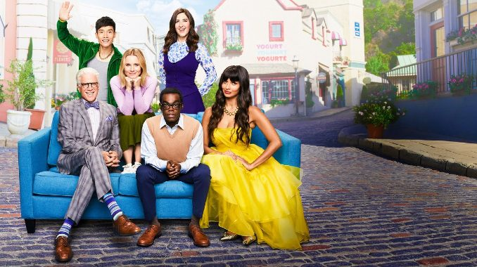 the good place its not nihilism its purgatory Editor's note: This article contains spoilers for season four of The Good Place.