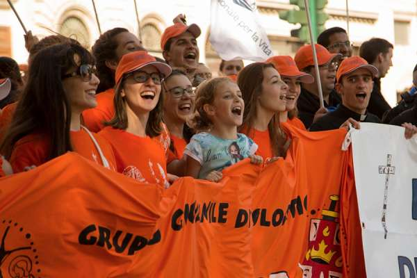 canceled for covid 19 romes march for life to connect online Rome Newsroom, May 21, 2020 / 11:15 am (CNA).- With restrictions still in place to control the transmission of the coronavirus, Rome's annual pro-life march will take place online this year.