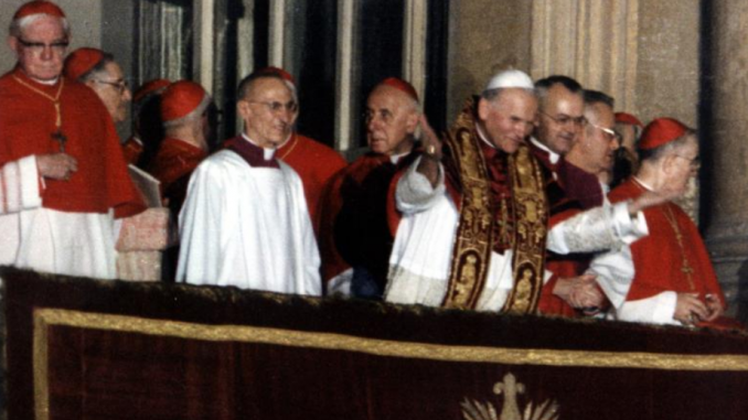 full text benedict xvis letter marking st john paul iis birth centenary Vatican City, May 15, 2020 / 03:10 am (CNA).- Here is the full text of Pope emeritus Benedict XVI's letter marking the centenary of the birth of St. John Paul II.The English translation of this letter, dated May 4, was released May 15 by the Polish bishops' conference: