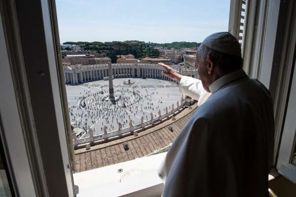 pope francis entrusts china to the blessed virgin mary Vatican City, May 24, 2020 / 05:45 am (CNA).- Pope Francis Sunday entrusted China to the Blessed Virgin Mary, and asked people to pray for a new outpouring of the Holy Spirit upon the most populated country in the world.