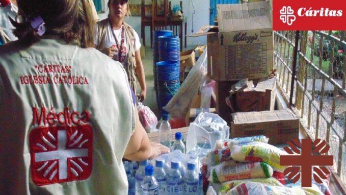 caritas venezuela provides food aid amid covid 19 pandemic By Fr. Benedict Mayaki, SJ