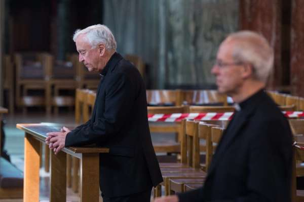 english catholic leader welcomes return of public masses from july 4 CNA Staff, Jun 23, 2020 / 09:00 am (CNA).- An English cardinal welcomed the government's decision Tuesday to permit the resumption of public Masses from July 4.