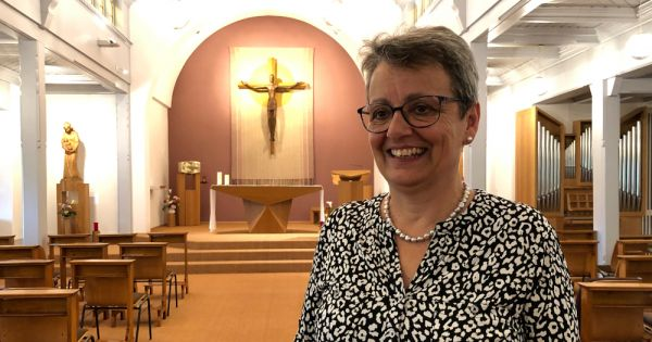 eyebrows raised as swiss bishop taps woman for senior job Fribourg, Switzerland — A Swiss bishop's appointment of a lay mother of three to a senior administrative post previously held by a priest has raised eyebrows in conservative Catholic circles, at a time when a strengthened role for women in the church is under debate in other European countries.