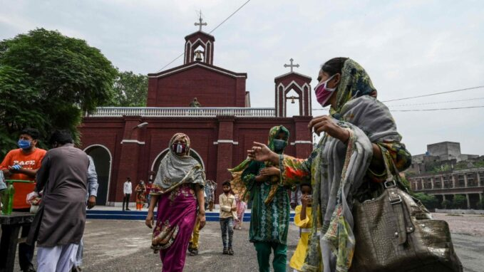 pakistan church protests discriminatory job advertisement By Vatican News