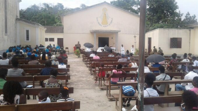 sao tome and principe re open churches after 3 months lockdown Melba Afonso - São Tomé and Príncipe & English Africa Service – Vatican City
