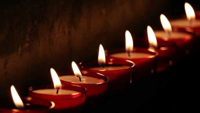 an invitation to prayer for victims of covid 19 By Linda Bordoni