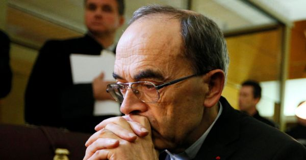 french cardinal reveals future plans after ordeal of abuse trial Oxford, England — Cardinal Philippe Barbarin, who retired from the Archdiocese of Lyon, has left his see to serve as a convent chaplain and envoy for the pope.