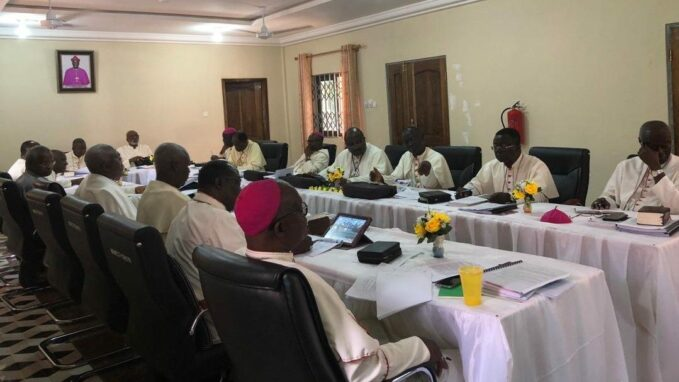 ghanaian bishops express concern over poor adherence to covid 19 safety protocols By Fr. Benedict Mayaki, SJ