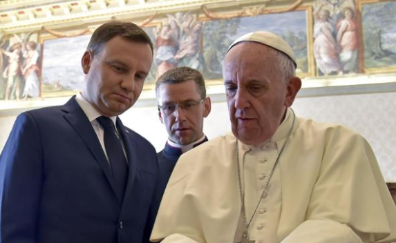 the truth about the recent presidential election in poland On Sunday, July 12th, Poland's conservative president Andrzej Duda was reelected for another five-year term, beating Warsaw's liberal mayor Rafał Trzaskowski in the second round of elections by a small margin of 2.06 percent.