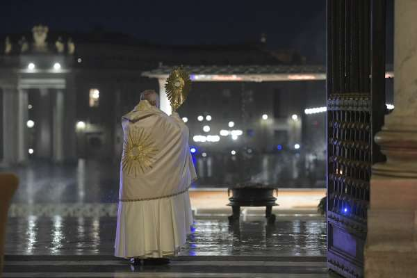 vatican publishes book of pope francis pandemic homilies Vatican City, Jul 23, 2020 / 08:56 am (CNA).- A print book which includes Pope Francis' homilies during the coronavirus lockdown in Italy has been published by the Vatican.