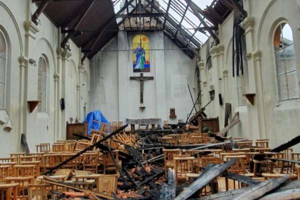 will they stop at burning an empty church anti christian attacks rise in europe CNA Staff, Jul 22, 2020 / 03:55 am (CNA).-