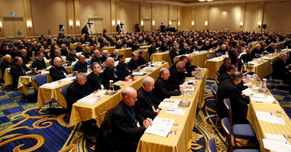 catholic bishops reprimand trump as often as they praise him Many Americans assume the U.S. Catholic bishops are diehard supporters of Donald Trump. True, when it comes to pro-life issues and religious freedom, the bishops are in Trump's corner, but on several issues, they strongly criticize the administration.