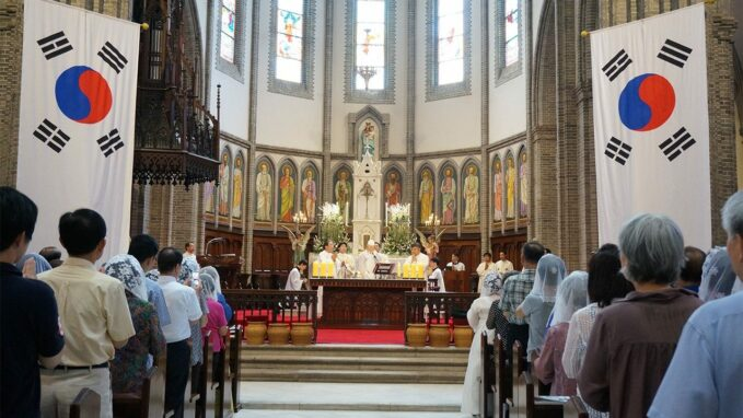 north koreas pyongyang diocese to be dedicated to our lady of fatima By Vatican News