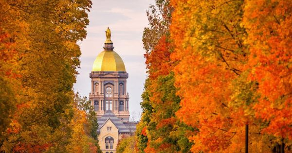 notre dame suspends in person classes after coronavirus increase Washington — The University of Notre Dame announced Aug. 18 that it is suspending its in-person classes for undergraduates for two weeks after a rise in COVID-19 cases on its campus in South Bend, Indiana.