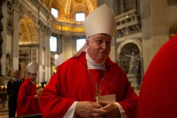 questions of abuse cover up directed at incoming st louis archbishop but details unclear Denver Newsroom, Aug 7, 2020 / 05:21 pm (CNA).- Archbishop-designate Mitchell Rozanski is set to take over the Archdiocese of St. Louis, after heading the Diocese of Springfield, Mass. since 2014. Though Rozanski himself backed major changes in the Springfield diocese's handling of abuse, one unnamed abuse victim has asked for a Church investigation into whether the archbishop-designate was involved in covering up abuse.