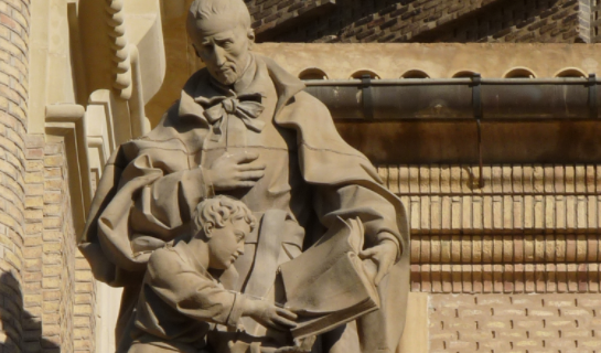 st joseph calasanz and the education of the poor Editor's note: The following homily was preached by the Reverend Peter M. J. Stravinskas, Ph.D., S.T.D., on the liturgical memorial of St. Joseph Calasanz, August 27, 2020 (EF), at the Church of the Holy Innocents in New York City.
