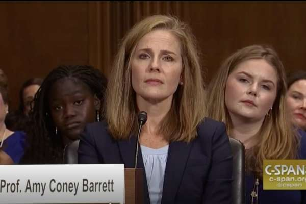 "amy coney barrett and building the kingdom of god Washington, D.C. Newsroom, Sep 23, 2020 / 07:45 am (CNA).- Judge Amy Coney Barrett has been the subject of renewed criticism regarding her Catholic faith, following reports that she is a leading candidate for President Donald Trump's nomination to fill the current Supreme Court vacancy. With much criticism focused on a comment she made in 2006, CNA asked experts what is means for Catholics to ""build the Kingdom of God."""