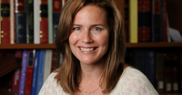 amy coney barrett controversial catholic re emerges as potential supreme court pick Washington — Federal appellate Judge Amy Coney Barrett is emerging as a likely nominee to fill the U.S. Supreme Court seat left vacant by the death of Justice Ruth Bader Ginsburg, reawakening a debate over Barrett's views on law and religion.