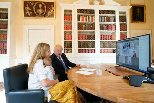 british prime ministers son baptized a catholic CNA Staff, Sep 23, 2020 / 08:00 am (CNA).- The son of British Prime Minister Boris Johnson was baptized a Catholic earlier this month, the Diocese of Westminster said Tuesday.
