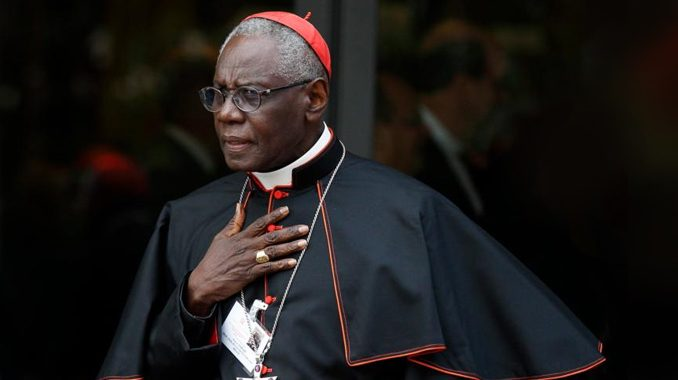 cardinal robert sarah we must return to the eucharist CNA Staff, Sep 12, 2020 / 11:35 am (CNA).- In a letter to the leaders of the world's episcopal conferences, the head of the Vatican's office for worship and sacraments said that Catholic communities should return to Mass as soon as it can be done safely, and that the Christian life cannot be sustained without the Sacrifice of the Mass and the Christian community of the Church.