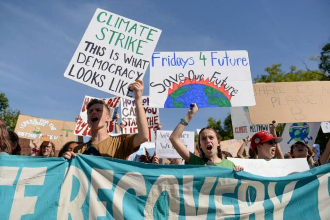 election 2020 how seven climate conscious young christians are deciding their vote In fewer than 50 days, millions of members of Generation Z will have a chance to cast their first ballots in a U.S. presidential election in which polls show climate change and the environment ranking among young voters' top issues.