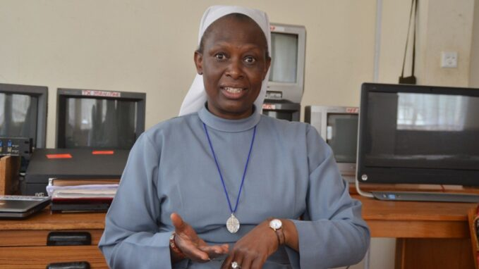 kenya sr lando to spearhead new national catholic television Rose Achiego - Nairobi