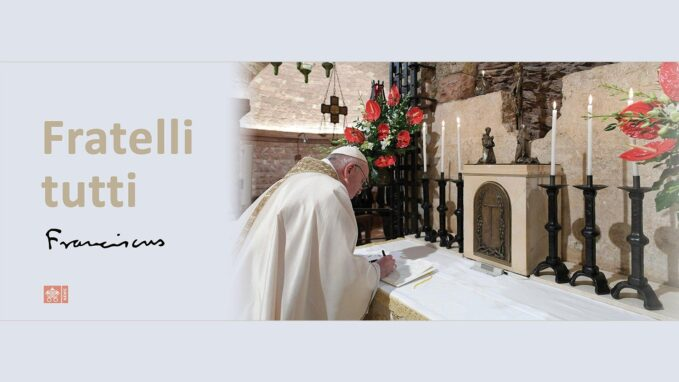 bishops of australia us welcome new fratelli tutti encyclical By Vatican News