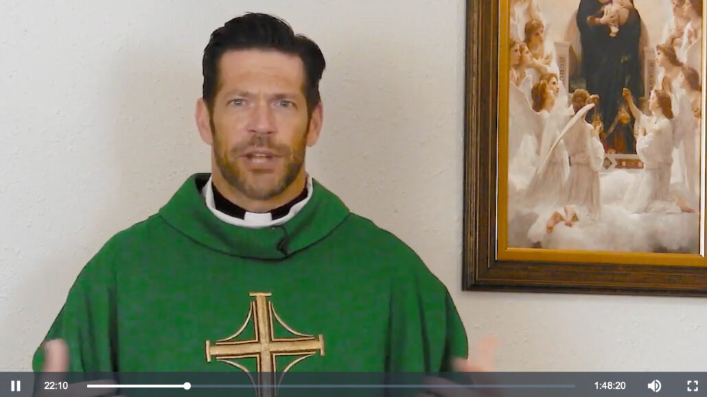 Valentine's Day Mass with Father Mike Schmitz