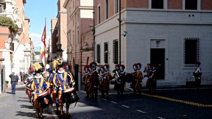 new eco friendly home for vatican swiss guards By Vatican News