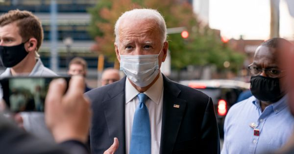 trump biden appeal to catholics at virtual charity dinner Washington — President Donald Trump and former Vice President Joe Biden appealed to the nation's Roman Catholic voters on Oct. 1 during a charity dinner that traditionally has been used to promote collegiality and good humor.