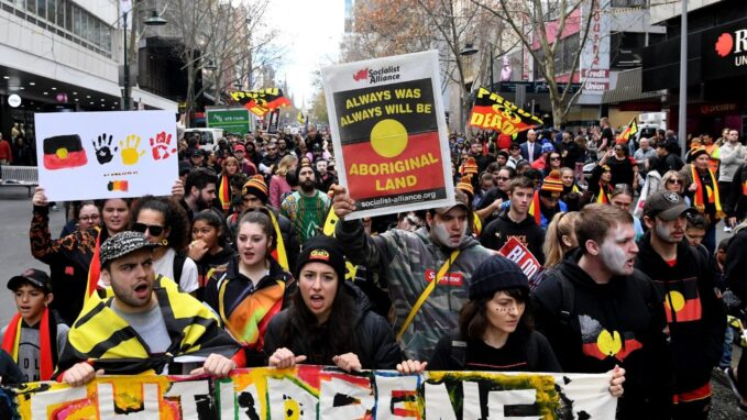 australia reconciliation action plan to correct past injustices against aboriginal people By Lisa Zengarini