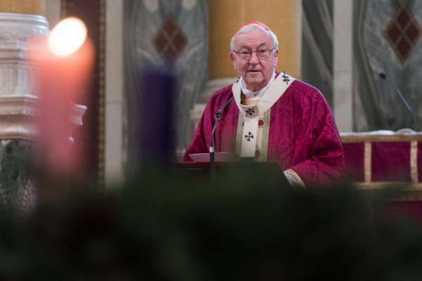 cardinal nichols urges uk government to reconsider cut to foreign aid budget CNA Staff, Nov 26, 2020 / 10:35 am (CNA).- Cardinal Vincent Nichols urged the U.K. government Thursday to reconsider a proposed cut to its foreign aid budget.