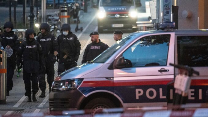 cardinal schonborn on vienna attack nothing can justify blind violence Vatican News