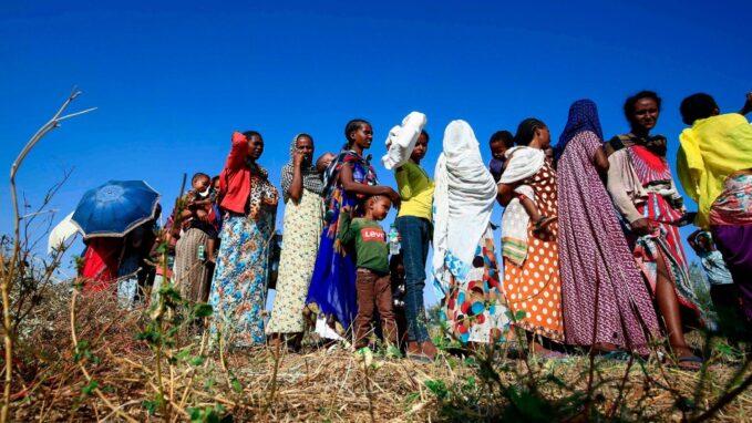 eritrean bishops call for peace in ethiopias tigray region By Fr. Benedict Mayaki, SJ