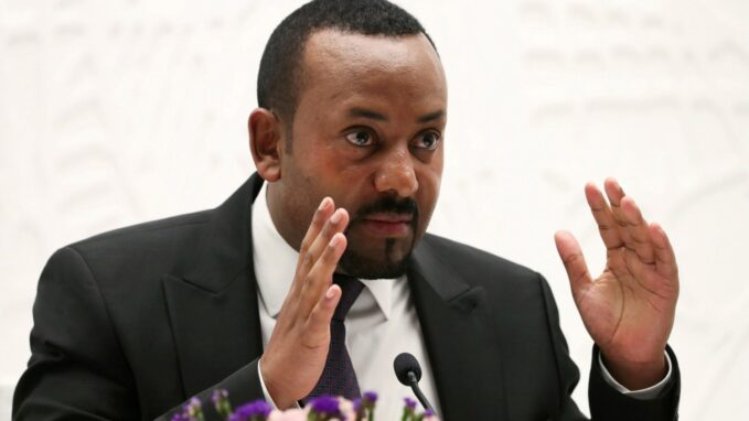 ethiopian government launches military operation in tigray Reuters - Addis Ababa