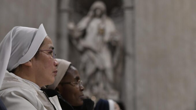 pope issues motu proprio regarding the establishment of institutes of consecrated life By Vatican News staff writer